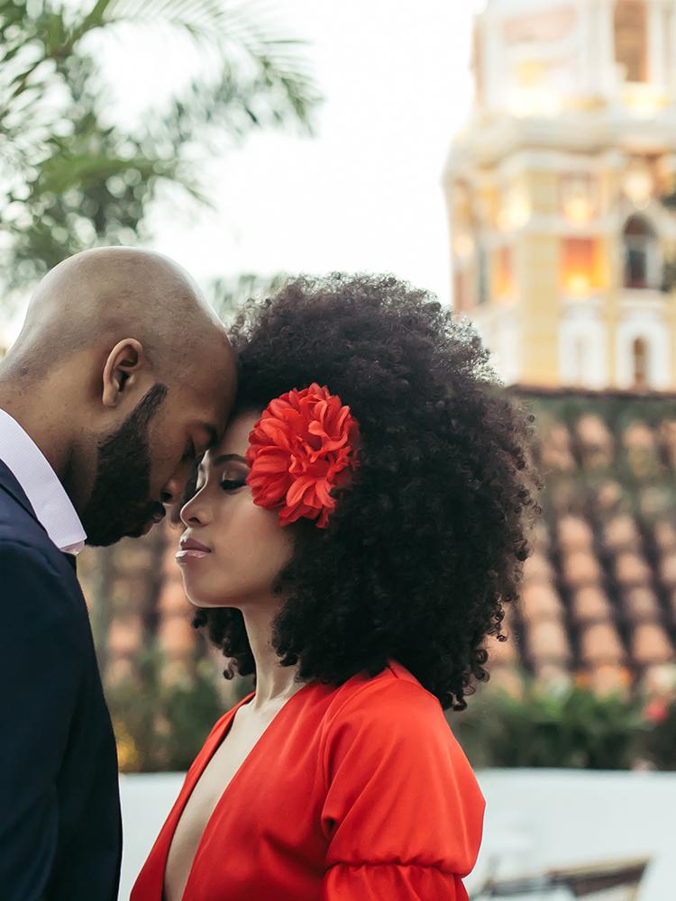 Get married in Cartagena